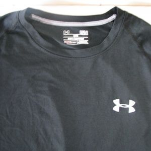 NWOT Under Armour Heat Gear Long-Sleeve Shirt, L